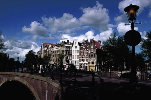 Amsterdam Netherlands : Stock Photo