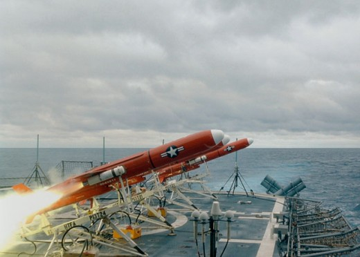 Stock Photo: 1457-592 BQM-74E Aerial Target Drone