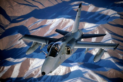 Stock Photo: 1457R-1436 KC-10A Extender after refueling over Afghanistan.