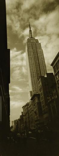 Empire State Building New York City USA : Stock Photo