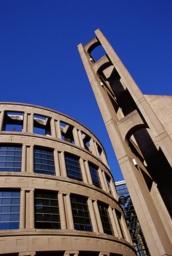Vancouver City Library Vancouver British Columbia, Canada : Stock Photo