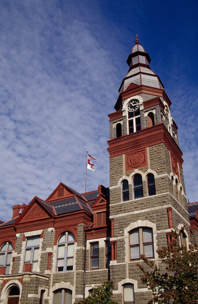 Pulaski County Courthouse Little Rock Arkansas, USA : Stock Photo