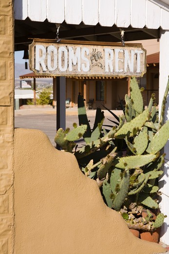 Tombstone, Cochise County, Arizona, USA : Stock Photo