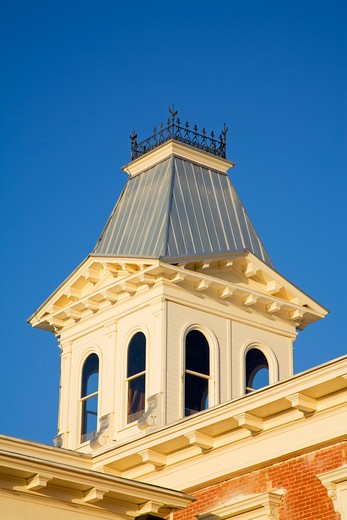 Stock Photo: 1486-12371A Courthouse State Historic Park, Tombstone, Cochise County, Arizona, USA