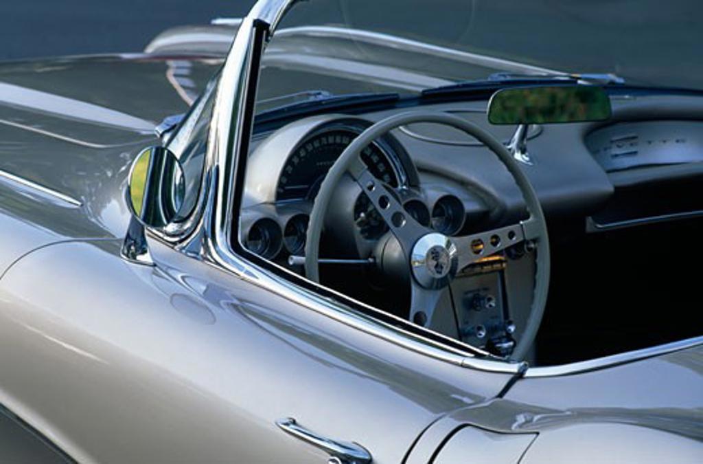 1962 Chevrolet Corvette : Stock Photo