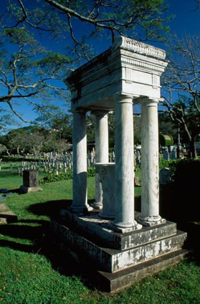 Stock Photo: 1486-3899 Honolulu Oahu Hawaii, USA