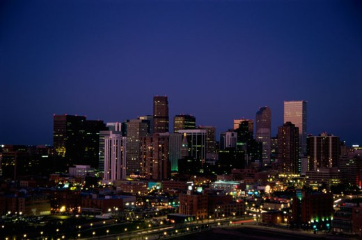 Stock Photo: 1486-4227 Denver
