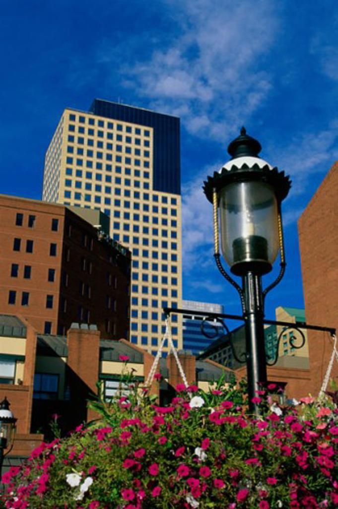 Stock Photo: 1486-4296 Writers Square Denver Colorado USA