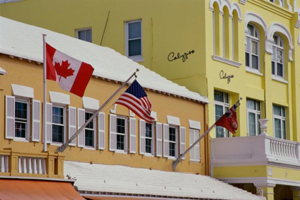 Stock Photo: 1486-574 Hamilton Bermuda