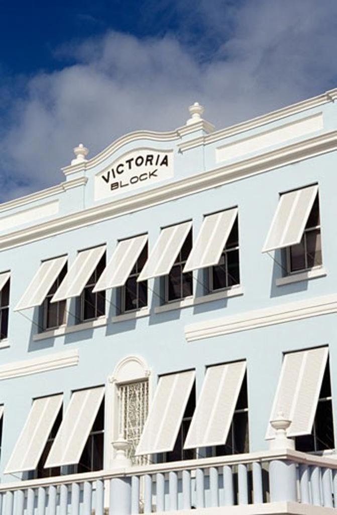 Hamilton Bermuda : Stock Photo