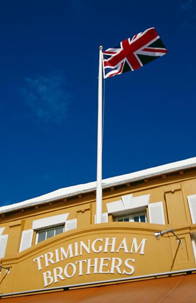 Stock Photo: 1486-582 Trimingham Brothers Hamilton Bermuda