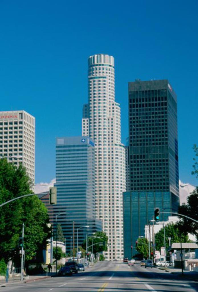 Stock Photo: 1486-6066 Los Angeles California USA