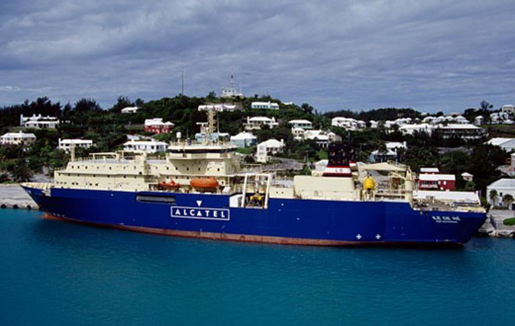 Stock Photo: 1486-615 St. George Bermuda