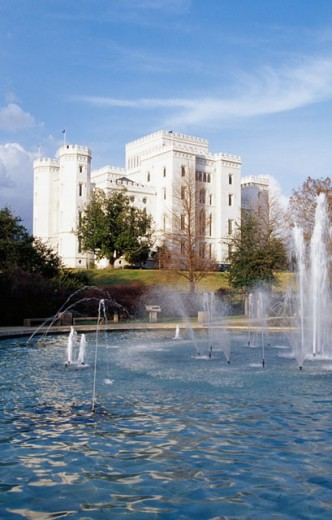 Stock Photo: 1486-6209B Repentance Fountain