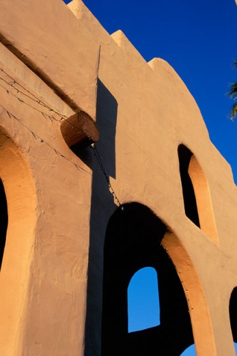 Stock Photo: 1486-6270 Low angle view of a building, Scottsdale, Arizona, USA