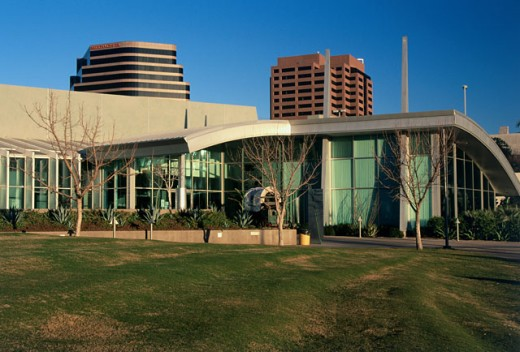 Stock Photo: 1486-6326 Phoenix Museum of History