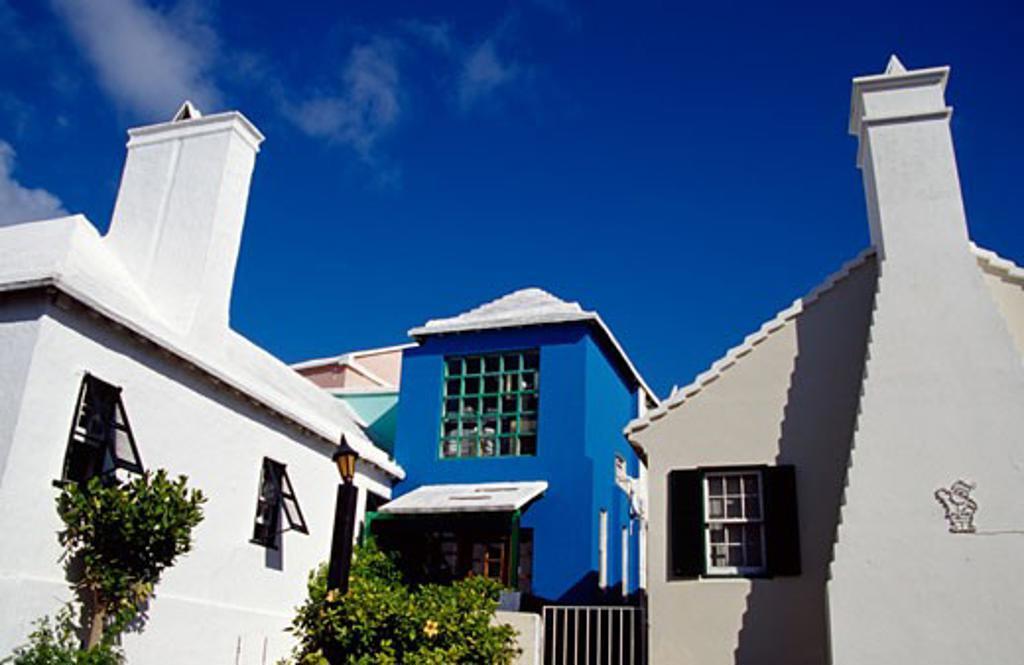 St. George Bermuda : Stock Photo