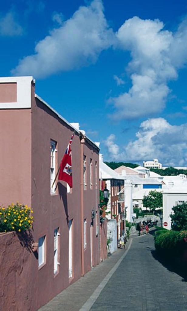 Stock Photo: 1486-645 St. George Bermuda