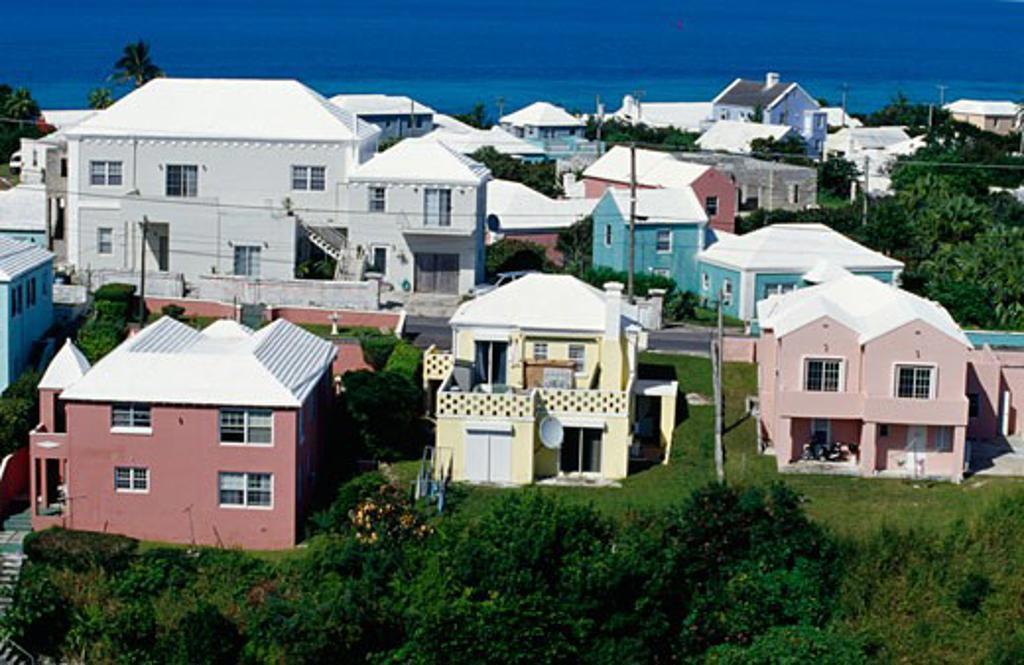 Stock Photo: 1486-648 St. George Bermuda