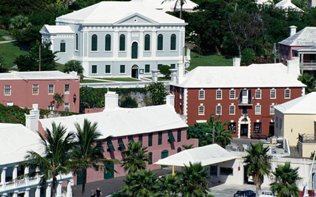 Stock Photo: 1486-651 St. George Bermuda