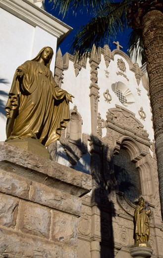 Stock Photo: 1486-6546 St. Augustine Cathedral