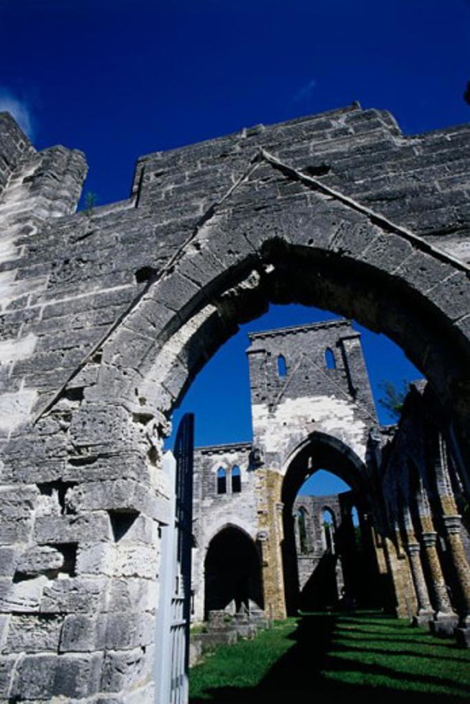 Stock Photo: 1486-656 St. George Bermuda