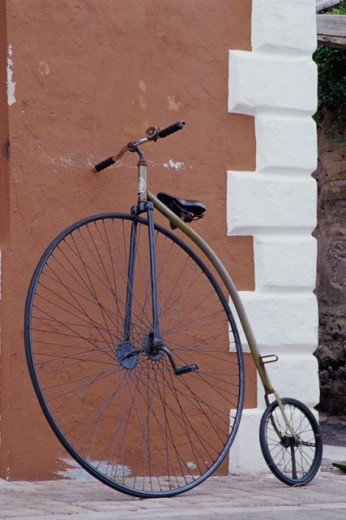 Stock Photo: 1486-659 St. George Cycle Livery St. George Bermuda