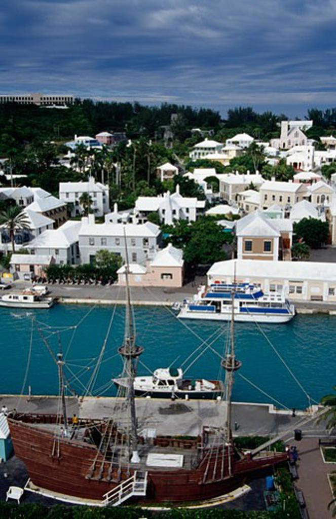 Deliverance St. George Bermuda : Stock Photo