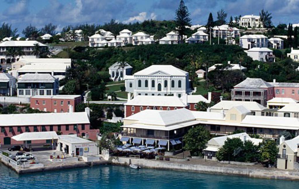 Stock Photo: 1486-663A St. George Bermuda