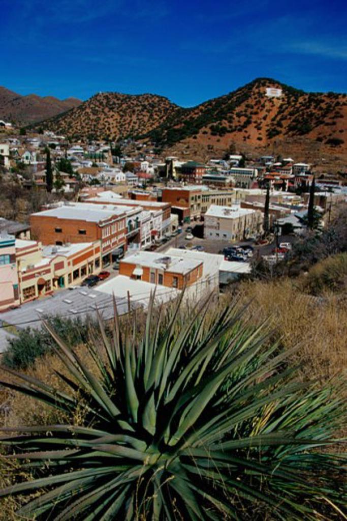 Bisbee Arizona USA : Stock Photo