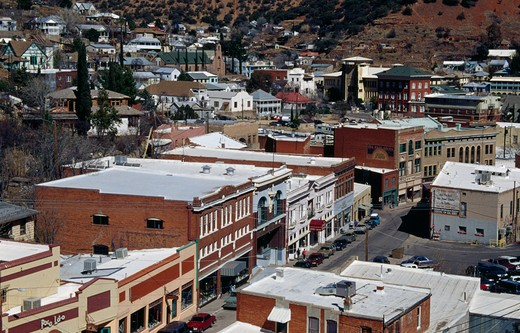 Stock Photo: 1486-6686 Bisbee
