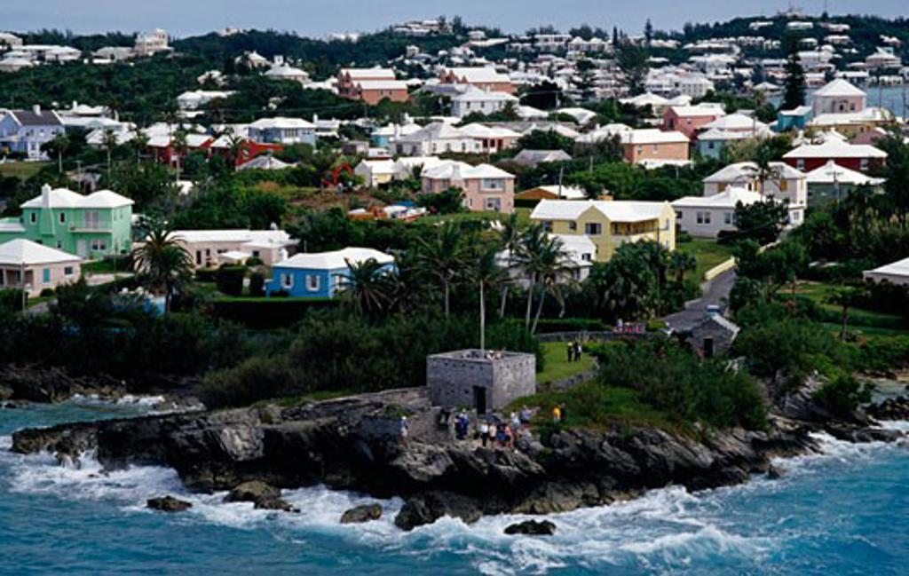 Stock Photo: 1486-672 St. George Bermuda
