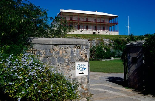 Stock Photo: 1486-693 Commissioner's House