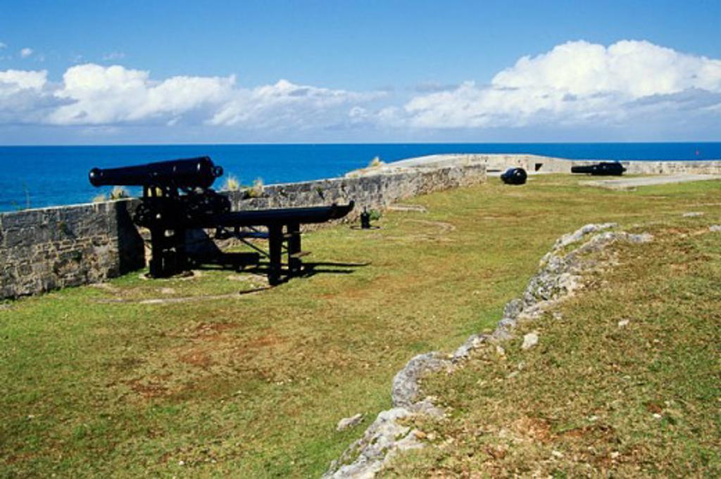 Royal Naval Dockyard Bermuda : Stock Photo