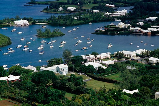 Stock Photo: 1486-699 Riddles Bay
