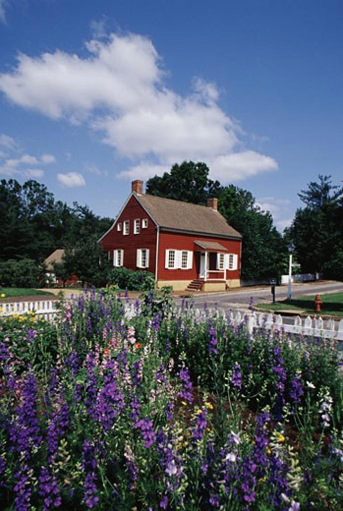 Denke House Winston-Salem North Carolina, USA : Stock Photo