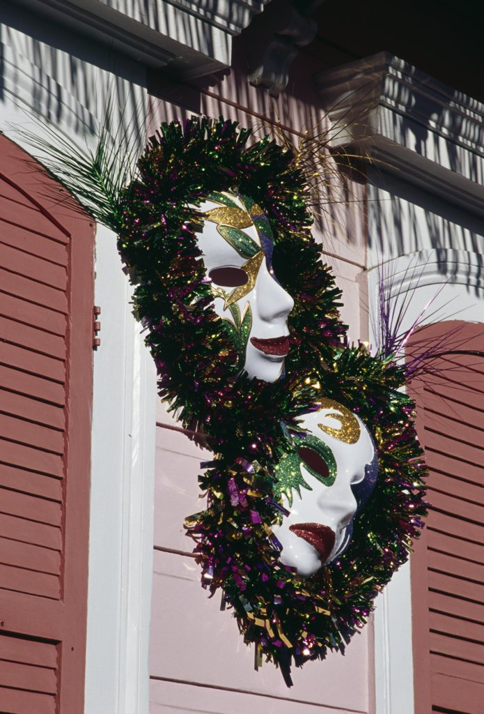 Stock Photo: 1486-7834 New Orleans Louisiana USA