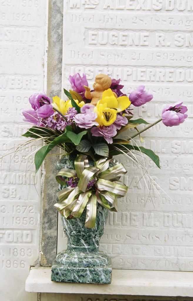 Lafayette Cemetery #1 New Orleans Louisiana, USA : Stock Photo