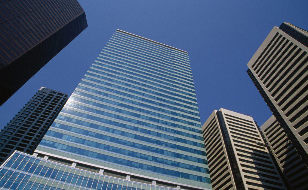 Trans Canada Tower Calgary Alberta, Canada : Stock Photo
