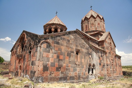 Armenia, Ohanavank, St. John's Monastery : Stock Photo