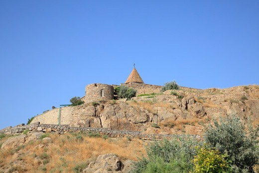 Stock Photo: 1488-1242 Armenia, Khor Vinap Monastery
