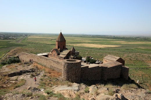 Stock Photo: 1488-1247 Armenia, Khor Vinap Monastery
