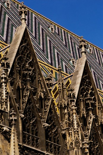 St. Stephens Cathedral, Vienna, Austria : Stock Photo