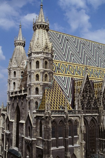 Stock Photo: 149-1297 St. Stephen's Cathedral