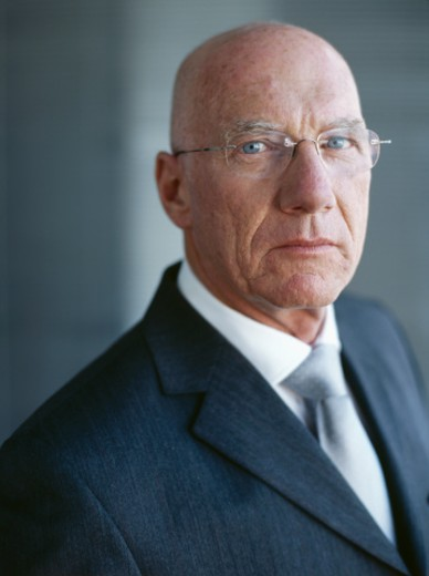 Stock Photo: 1491R-02899 portrait of a senior man