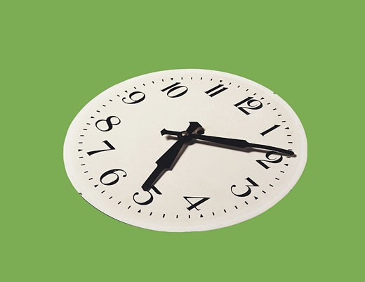 Clock faces : Stock Photo