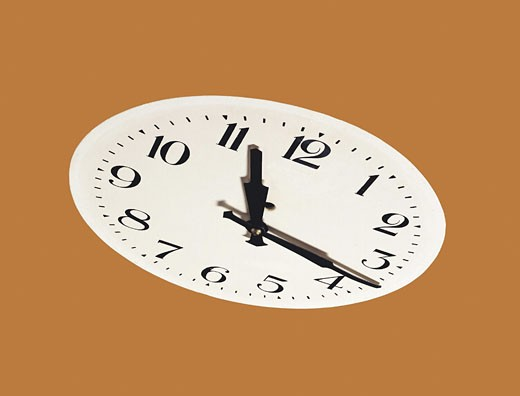 Clock faces : Stock Photo