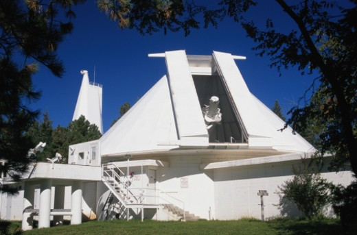 Stock Photo: 1491R-1030866 National Solar Observatory in New Mexico