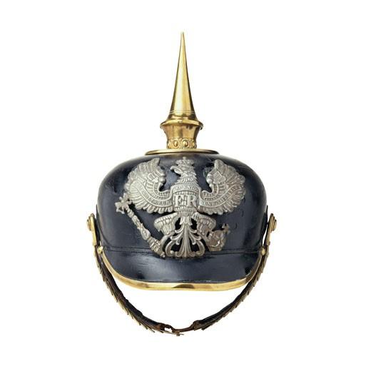 Stock Photo: 1491R-1031968 German Soldier's Helmet