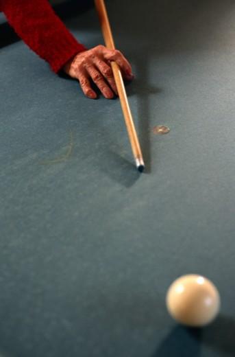 Pocket Billiards : Stock Photo